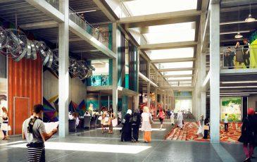 5 Commercial Interior Design inspiration