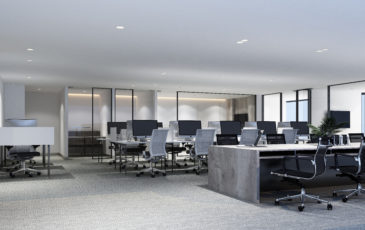 Impacts On Future Workplace Design & Office Fitout during Covid Pandemic