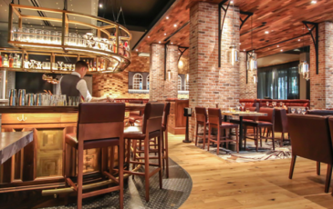 Best Commercial Restaurant Fit-out Contractors in the Middle East