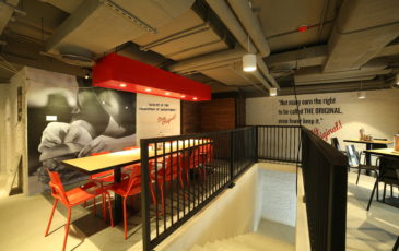 Advantages of Using a Commercial Fit out Company