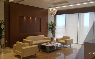Impact Of Colors In Office Interior